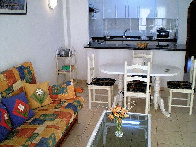 low cost tenerife apartment Paloma Beach
